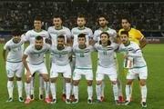 اردوی همگروه تیم ملی فوتبال ایران در اربیل