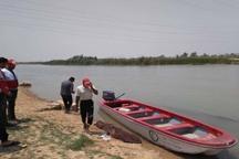 جسد یک جوان ناشناس در رودخانه کارون شوشتر پیدا شد