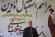 استاندار گلستان: قدرت نظام جمهوری اسلامی متکی به مردم است
