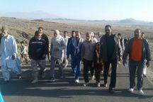 همایش بزرگ پیاده روی خانوادگی در زاهدان و خاش برگزار شد