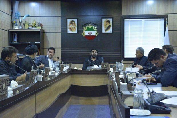 رئیس شورای شهر اردکان همکاری نهادها را خواستار شد