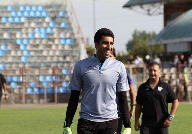 دروازهبان اسبق استقلال تهران در تیم فوتبال ۹۰ ارومیه