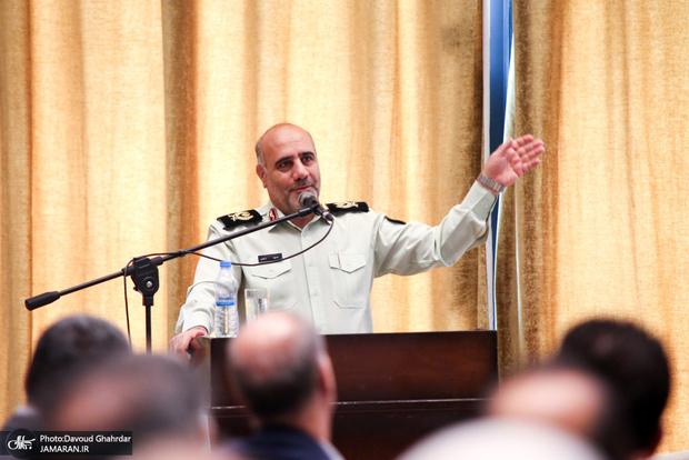 واکنش رییس پلیس تهران به اظهارات کاندیداهای ریاست جمهوری درباره «گشت ارشاد»