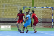پیروزی نماینده خوزستان در لیگ هندبال کشور