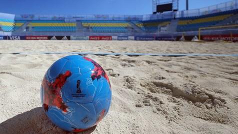 15 سهمیه ایران در بازیهای ساحلی جهان