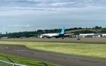 فرود جدیدترین ساخته بویینگ 777X