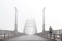 پدیده مه همچنان بر خوزستان غالب است