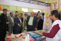 نمایشگاه توانمندی های حوزه سلامت در اردکان افتتاح شد