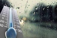 کاهش ۵ تا ۸ درجهای دمای هوا در قزوین تا پایان هفته جاری