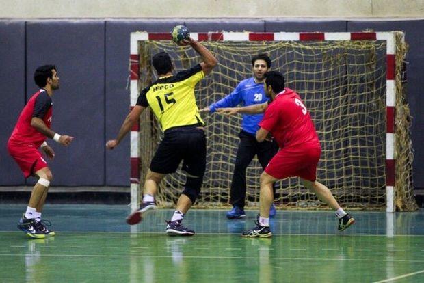مسابقات هندبال باشگاههای کشور در قزوین آغاز شد