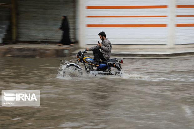 بارندگی موجب خوشحالی مردم هرمزگان شد