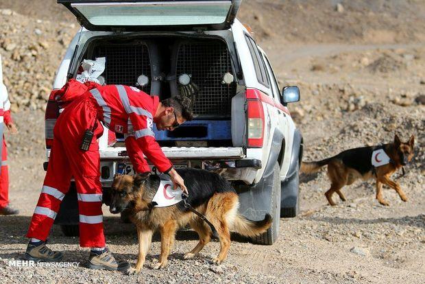 سه کارگر و مهندس اصفهانی در کویر طرود سمنان مفقود شدند