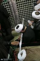 مراسم تشییع و خاکسپاری حجت الاسلام والمسلمین حاج شیخ عباس صالحی منش(ره)
