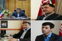 انتصابات جدید در استانداری گیلان
