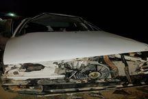 واژگونی خودرو در جاده هندیجان - ماهشهر سه مصدوم برجای گذاشت