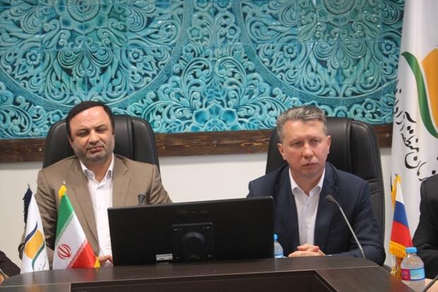 آماده توسعه روابط بین ساراتوف روسیه و گیلان هستیم