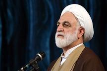 حجت الاسلام اژه ای: مردم باید طعم برخورد با مفسدان را بچشند