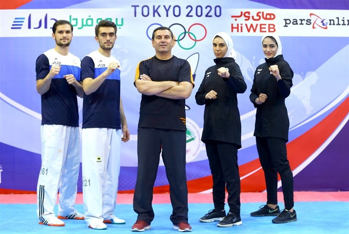 قرعهکشی مسابقات تیمی تکواندو در المپیک؛ ایران با ژاپن همگروه شد