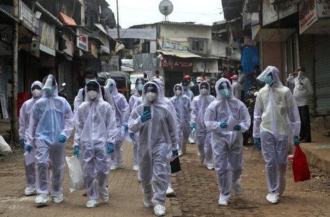به صدا درآمدن زنگ خطر همه گیری کرونا توسط سازمان جهانی بهداشت