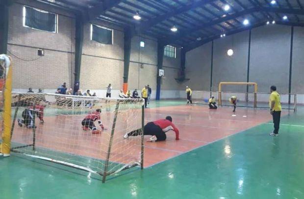 مسابقات جانبازان نیروهای مسلح در مشهد آغاز شد