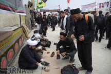 ۱۷۰۰ شهروندان استان یزد به زائران اربعین حسینی خدمات رسانی می کنند