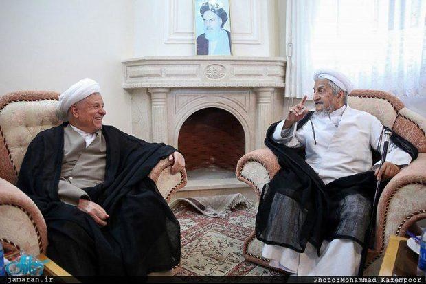 روایت غلامعلی رجایی از دیدار آیات صانعی و هاشمی در مشهد
