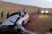 واژگونی زانتیا در کرمان پنج مصدوم بر جای گذاشت