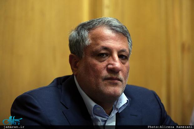 محسن هاشمی: از رئیسجمهور درخواست میکنیم تهران را تعطیل کند