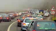 اعلام وضعیت ترافیکی جادهها