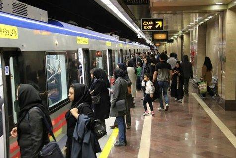 مدیرعامل مترو تهران: مترو نقشی در فرونشستهای تهران ندارد