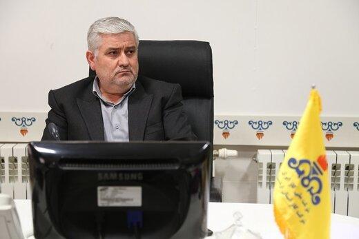 گزارش عملکرد شرکت گاز اردبیل در هشت ماه اول امسال