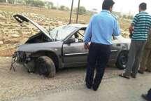 برخورد زانتیا با پژو پارس در جاده ماهشهر -سربندر 2 کشته بر جا گذاشت