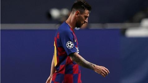 مسی به 3 دیدار نخست بارسلونا در لالیگا نمی رسد؟
