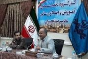 فضای سبز استان یزد با وجود کمبود آب باید حفظ شود
