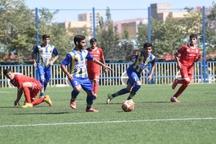 رقابت های فوتبال لیگ برتر جوانان گیلان پیگیری شد