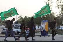 اجرای طرح هر زائر یک شهید در مرز مهران