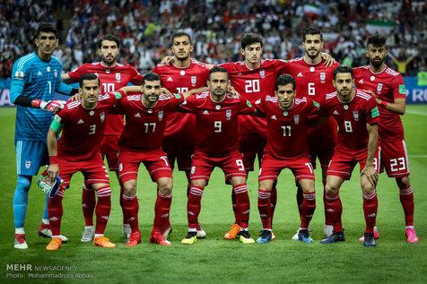 تیم ملی ایران شانس نخست قهرمانی است علیرغم اظهارات کیروش