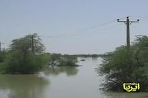 بروایه خوزستان محصور در سیل