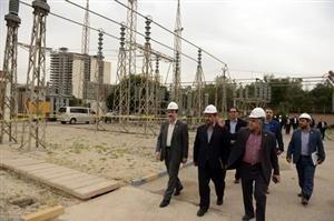 بررسی پروژههای ویژه تابستان ۹۸ برق منطقهای خوزستان