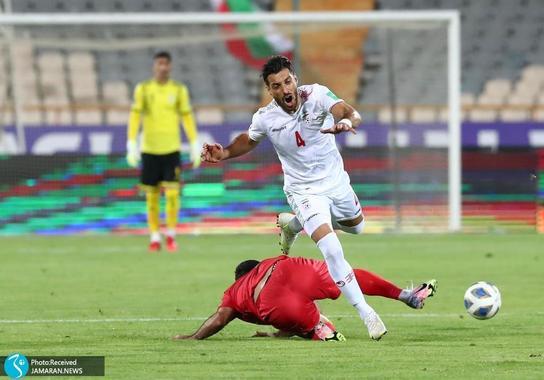 شجاع خلیل زاده ایران سوریه مقدماتی جام جهانی 2022