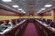 برگزاری شصت و سومین  نشست هیات اجرایی کمیته ملی المپیک