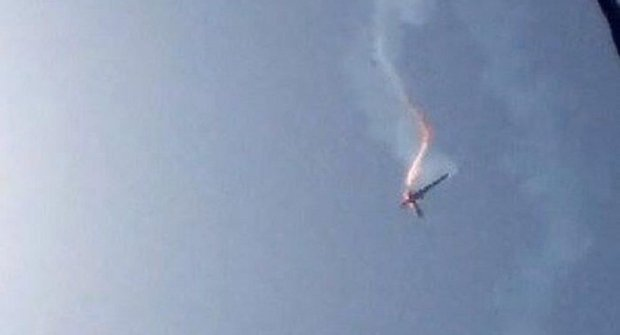 انهدام یک پهپاد در بندر ماهشهر توسط پدافند هوایی ارتش/ تصمیم جالب پدافند هوایی برای تحقیر دشمن