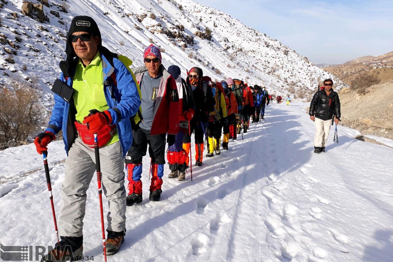 کوهنوردان از صعود به ارتفاعات اردبیل خودداری کنند