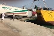 نخستین محموله میوه و تره بار از بندردیر بوشهر به کویت صادر شد
