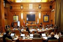 شورای شهر تهران صبح دوشنبه به صورت فوق تشکیل جلسه می دهد