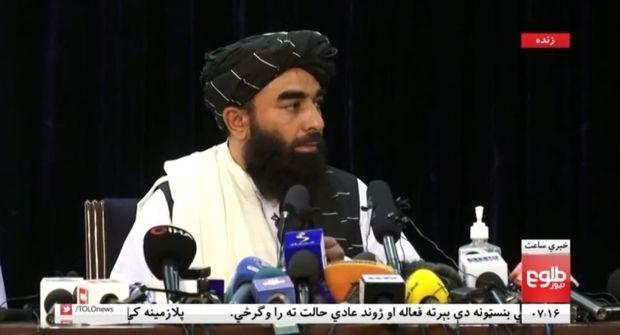 خط و نشان طالبان برای آمریکا و وعده و وعید به مردم افغانستان
