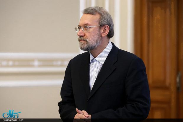 لاریجانی هیچ تصمیمی برای عدم حضور در انتخابات نگرفتهاند