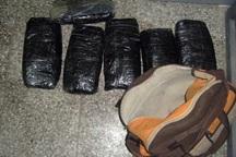 10 کیلوگرم مواد مخدر در آزادشهر کشف شد