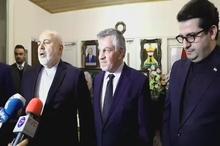 اظهارات وزیر امور خارجه پس از امضاء دفتر یادبود شهدای ترور اخیر در سفارت عراق در تهران