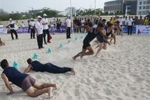 اردوی تیم ملی نجات غریق ساحلی در رشت آغاز شد
